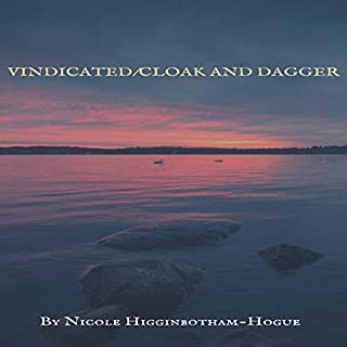 Vindicated/Cloak and Dagger audiobook cover art