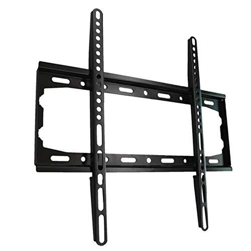 Timagebreze Soporte Universal de Montaje en Pared para TV de 45 KG, Marco Fijo para Soporte de TV de Pantalla Plana para Monitor LED LCD de 26-55 Pulgadas