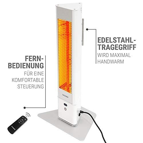 Heizstrahler Infrarot VASNER HeatTower Mini Bild 4*