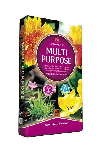 Growmoor Multi-Purpose Compost 60 L
