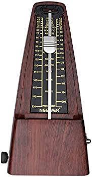 Neewer NW-707 Square Wind up Mechanical Metronome
