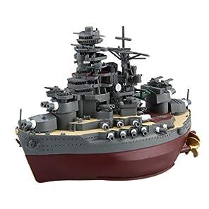 フジミ模型 ちび丸艦隊シリーズ No.34 EX-1 ちび丸艦隊 陸奥 (エッチングパーツ付き) ちび丸-34 EX-1
