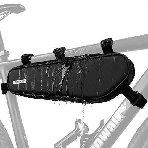 torba rowerowa pod ramę decathlon
