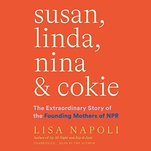 Susan, Linda, Nina & Cokie cover art