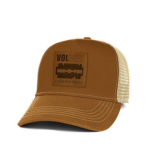 \m/-\m/ VOLBEAT - Razorblade - Patched - Mesh - Base Cap