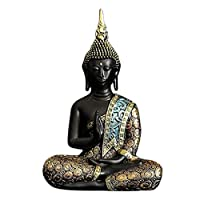 Fenteer 4インチタイの座仏像