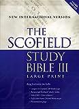 The Scofield® Study Bible III, Large Print, NIV