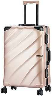Trolleyluggage Fashion Twill 20 Inch Trolley Case Universal Wheel Suitcase,E,20inch