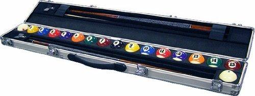 Aramith Billiard/Pool Cue & Ball Locking Hard Travel Case