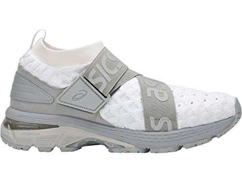Price comparison product image ASICS Women's Gel-Kayano 25 OBI Running Shoes,  9M,  White / MID Grey