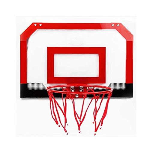Tableros de Baloncesto para Montar en la Pared, canastas pequeñas para Interiores para niños pequeños, tableros para Colgar en el Dormitorio, bastidores de Pelotas de Baloncesto para el hogar, para