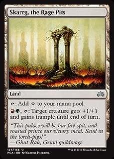 Magic: the Gathering - Skarrg, the Rage Pits (127/156) - Planechase Anthology