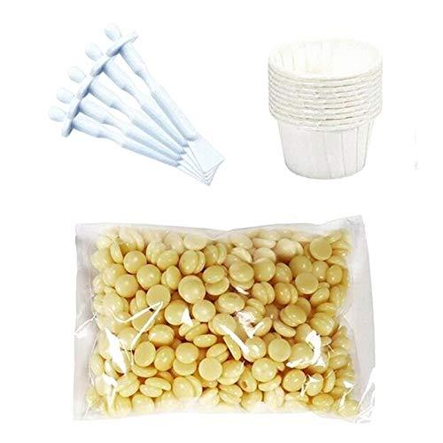 shadiao Nose Ear Hair Wax Kit Nose Hair Removal Set voor Mannen Vrouwen Effectief en Veilig