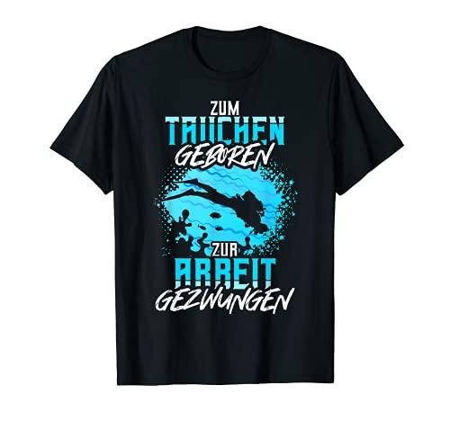 Regalo divertido para bucear en el mar Camiseta