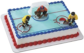 nhl cake toppers