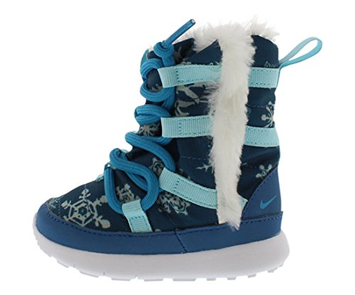 NIKE Roshe One Hi Print Sneaker Boots Infant's Shoes Size 7