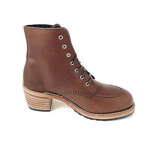 Red Wing Heritage Clara Amber Harness 7.5 M (B)