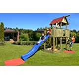 Spielanlage / Spielturm Red Head Multi-Play