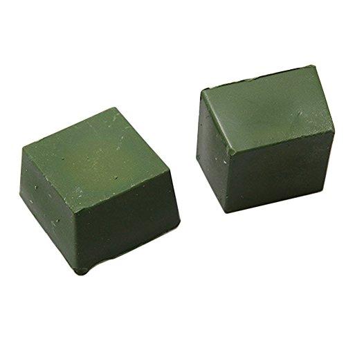 3 piezas de piel para afilar y pulir pastas abrasivas de piel sintética