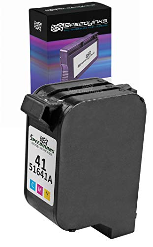 Speedy Inks Remanufactured Ink Cartridge Replacement for HP 41 (Tri-Color)