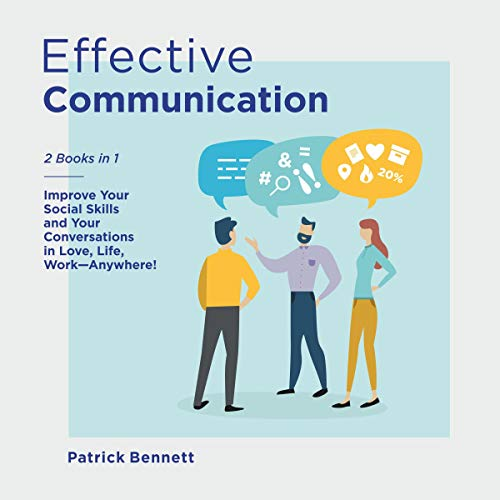 Effective Communication: 2 Books in 1 cover art