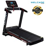 WELCARE WC2233 2.5Hp Peak DC Motor Motorized Folding Treadmill with LCD Display