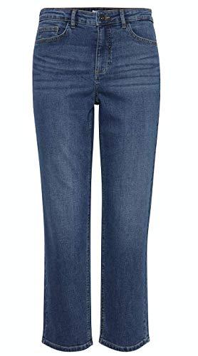 ICHI Damen IHTWIGGY Raven Jeans, 19037/Medium Blue, 29