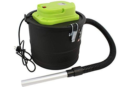 KYNAST Aschesauger Sauger 1000 Watt Beutellos 15 Liter