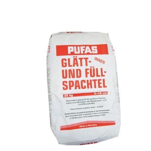 Pufas Glätt- und Füllspachtel 5,000 KG