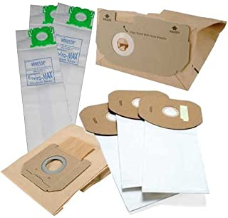 Dust Bag Kit (10 Bags with 2 Pre-Filters)