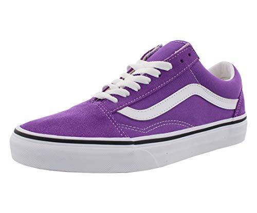 Vans Old Skool Skate Shoe (5.5 Women / 4 Men M US, Dewberry Purple 7487)