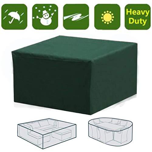 Baogu Schutzhülle für Sonnenliege Abdeckhaube Abdeckung Gartenliege Tisch Hülle Schutzhaube Gartenmöbel Abdeckplane aus Oxford-Tuch 152 * 104 * 71cm