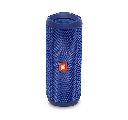 JBL  Waterproof Portable Bluetooth Speaker & Protective Travel Case Bundle 4