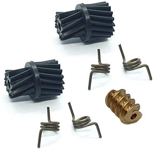 Türschloss Reparatur 4x Feder 2x Zahnrad 1x Schraube für A209,W211,X164,W164,CL203,w203,S203,S211