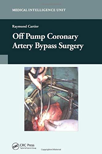 Off-Pump Coronary Artery Bypass Surgery (Medical Intelligence Unit)