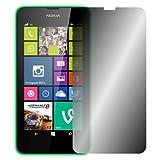 Slabo Blickschutzfolie Nokia Lumia 630/635 Sichtschutz Bildschirmschutzfolie View Protection|Sichtschutz Privacy Made IN Germany - Schwarz