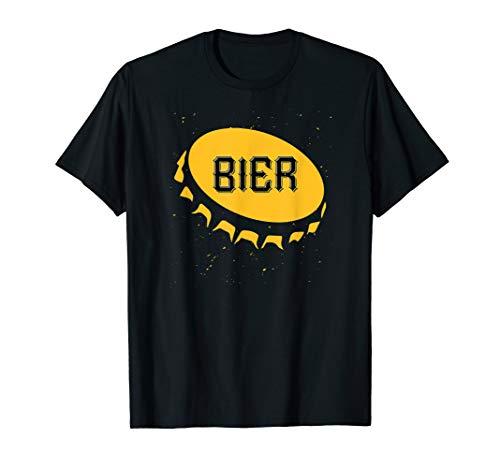 Bier Kronkorken | für alle Bierliebhaber T-Shirt