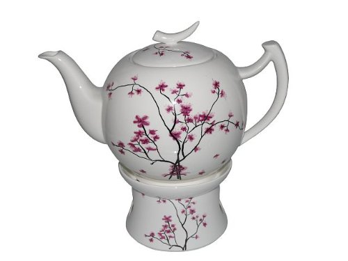 TeaLogic 1,5 l Teekanne mit Stövchen - Form