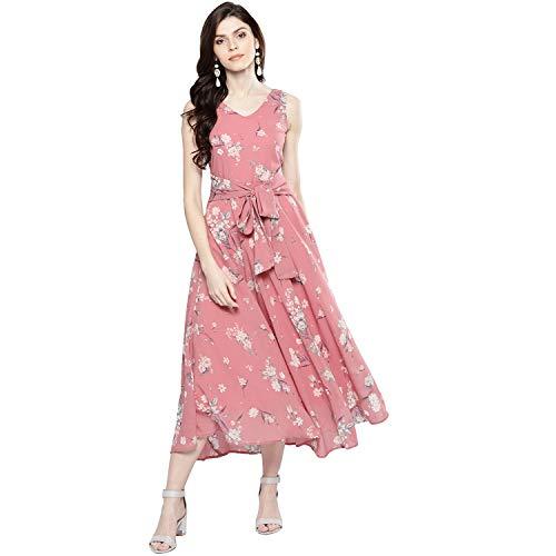 Harpa Women's A-line Maxi Dress