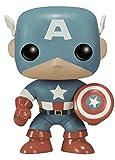 Funko 599386031 - Figura Marvel - capitán américa 75th Anniv Sepia...