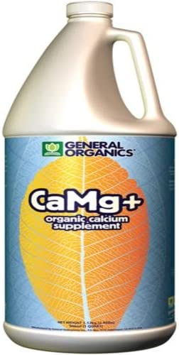 GH CaMg+ General Organics Gallon Max 64% OFF Cs 4 Opening large release sale