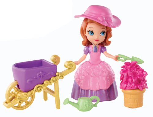 Disney Sofia the First Enchanted Garden Sofia Doll Playset