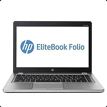 HP EliteBook Folio 9470M 14in Intel Core i5-3427U 1.8GHz 8GB 180GB SSD Windows 10 Pro  Renewed