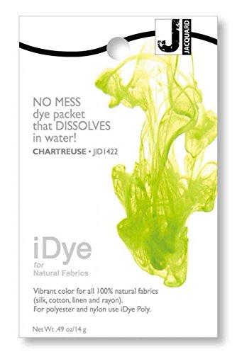Jacquard iDye Fabric Dye 14 Grams-Chartreuse