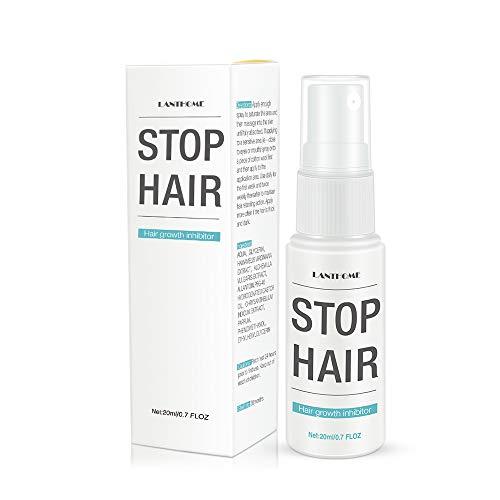 Fesjoy LANTHOME 20ml Haarwachstumshemmer Körper Dauerhafte Haarentfernung Haarspray Stop Haar-Inhibitor-Spray