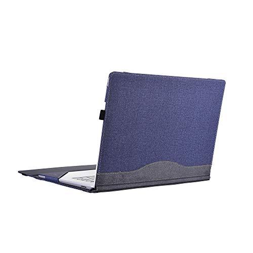 For Lenovo Yoga C930 / 920/910 / 900 Case, PU Leather Detachable Protective Laptop Cover for Yoga 7 Pro/Yoga 6 Pro/Yoga 5 Pro/Yoga 4 Pro Sleeve (For Yoga C940 14', brown)