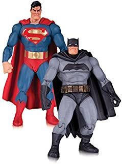 DC Collectibles The Dark Knight Returns: 30th Anniversary Superman & Batman Action Figure (2 Pack) by DC Collectibles