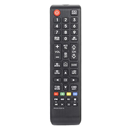 New Replaced Remote Control BN59-01247A fit for Samsung Smart TV LCD 3D TV - TV UE32K5500 UE32K5600 UE40K5500 UE40K5510 UE40K5600 KS8000