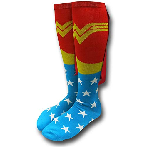Wonder Woman Socken mit Umhang