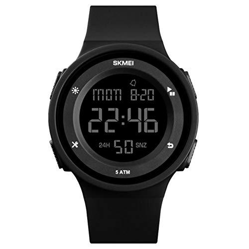 Relógio Digital, Skmei, Meninos, Preto
